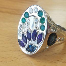 herberts jewelers, kenosha custom jewelry, custom jewelry design