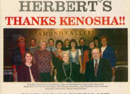 herberts jewelers, jewelry in kenosha, kenosha jewelry store